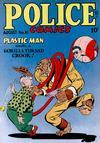 Cover for Police Comics (Quality Comics, 1941 series) #81