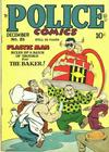 Cover for Police Comics (Quality Comics, 1941 series) #85
