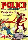 Cover for Police Comics (Quality Comics, 1941 series) #88