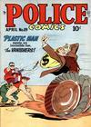 Cover for Police Comics (Quality Comics, 1941 series) #89