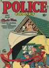 Cover for Police Comics (Quality Comics, 1941 series) #92