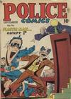 Cover for Police Comics (Quality Comics, 1941 series) #94
