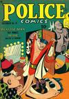 Cover for Police Comics (Quality Comics, 1941 series) #97