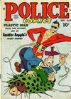 Cover for Police Comics (Quality Comics, 1941 series) #99