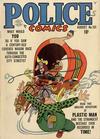 Cover for Police Comics (Quality Comics, 1941 series) #101