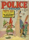 Cover for Police Comics (Quality Comics, 1941 series) #102