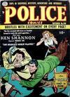 Cover for Police Comics (Quality Comics, 1941 series) #108