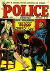 Cover for Police Comics (Quality Comics, 1941 series) #109