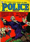 Cover for Police Comics (Quality Comics, 1941 series) #115