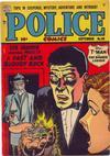 Cover for Police Comics (Quality Comics, 1941 series) #119