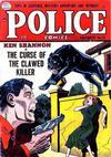 Cover for Police Comics (Quality Comics, 1941 series) #121