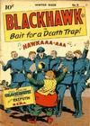 Cover for Blackhawk (Quality Comics, 1944 series) #9
