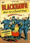 Cover for Blackhawk (Quality Comics, 1944 series) #9