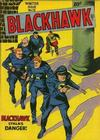 Cover for Blackhawk (Quality Comics, 1944 series) #13