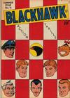Cover for Blackhawk (Quality Comics, 1944 series) #11