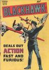 Cover for Blackhawk (Quality Comics, 1944 series) #14