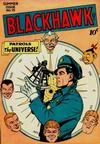 Cover for Blackhawk (Quality Comics, 1944 series) #15
