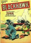 Cover for Blackhawk (Quality Comics, 1944 series) #22