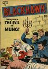 Cover for Blackhawk (Quality Comics, 1944 series) #25