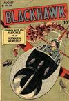 Cover for Blackhawk (Quality Comics, 1944 series) #26