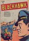 Cover for Blackhawk (Quality Comics, 1944 series) #27