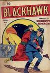 Cover for Blackhawk (Quality Comics, 1944 series) #29