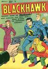 Cover for Blackhawk (Quality Comics, 1944 series) #31