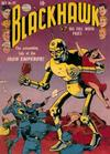 Cover for Blackhawk (Quality Comics, 1944 series) #42