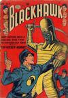 Cover for Blackhawk (Quality Comics, 1944 series) #53