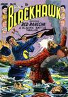 Cover for Blackhawk (Quality Comics, 1944 series) #55