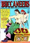 Cover for Buccaneers (Quality Comics, 1950 series) #20