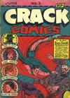 Cover for Crack Comics (Quality Comics, 1940 series) #2