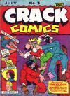 Cover for Crack Comics (Quality Comics, 1940 series) #3