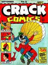 Cover for Crack Comics (Quality Comics, 1940 series) #5