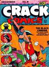 Cover for Crack Comics (Quality Comics, 1940 series) #8