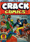 Cover for Crack Comics (Quality Comics, 1940 series) #9