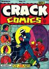 Cover for Crack Comics (Quality Comics, 1940 series) #11