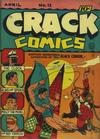 Cover for Crack Comics (Quality Comics, 1940 series) #12