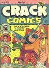Cover for Crack Comics (Quality Comics, 1940 series) #14