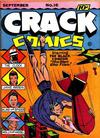Cover for Crack Comics (Quality Comics, 1940 series) #16