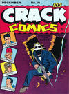 Cover for Crack Comics (Quality Comics, 1940 series) #19