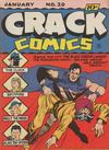 Cover for Crack Comics (Quality Comics, 1940 series) #20