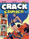 Cover for Crack Comics (Quality Comics, 1940 series) #22
