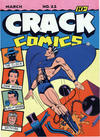 Cover for Crack Comics (Quality Comics, 1940 series) #22