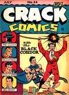 Cover for Crack Comics (Quality Comics, 1940 series) #24