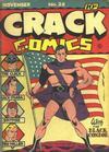 Cover for Crack Comics (Quality Comics, 1940 series) #26