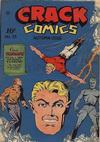Cover for Crack Comics (Quality Comics, 1940 series) #35
