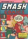 Cover for Smash Comics (Quality Comics, 1939 series) #2