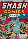 Cover for Smash Comics (Quality Comics, 1939 series) #3