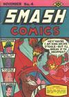 Cover for Smash Comics (Quality Comics, 1939 series) #4